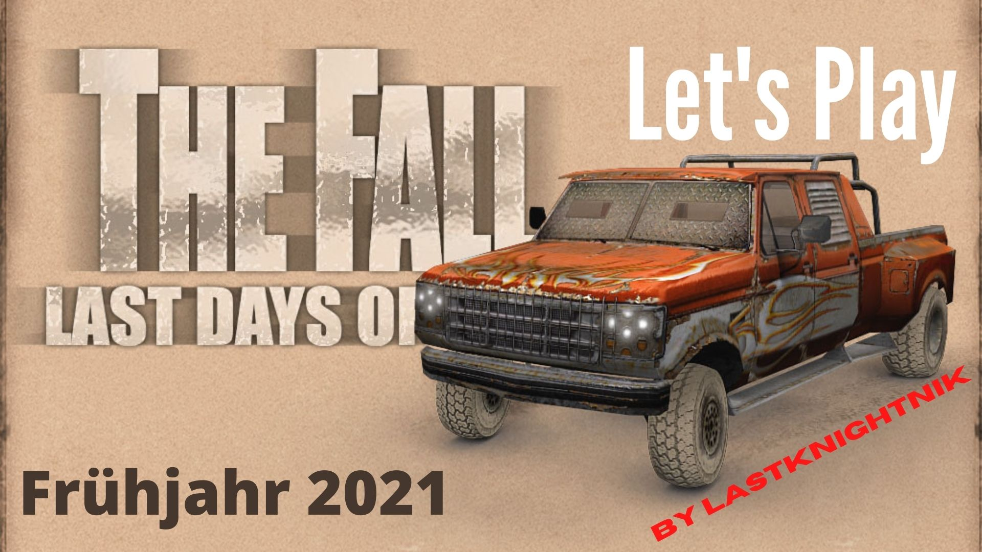 Lets Play The Fall 00